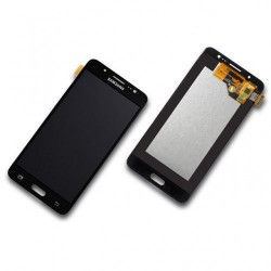 Samsung Galaxy J5 (2016) SM-J510Display LCD + Touchscreen Ersatzdisplay Black/Schwarz Online Shop - 1