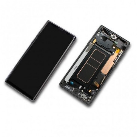 Samsung Galaxy Note 9 SM-N960F Display LCD + Touchscreen Ersatzdisplay Black/Schwarz